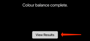 Apple TV Color Balance Using iPhone in 5 minutes